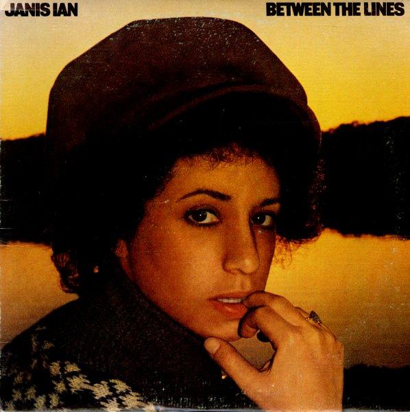 Janis Ian Between The Lines Lp Vinyl Record Album