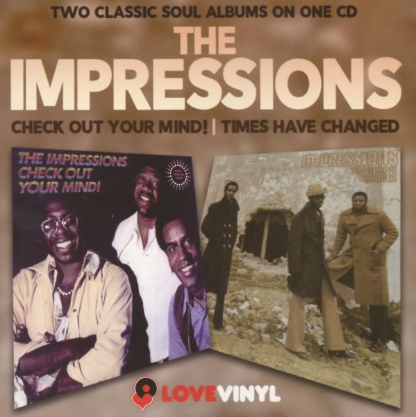 impressions check out your mind times have changed cd dusty
