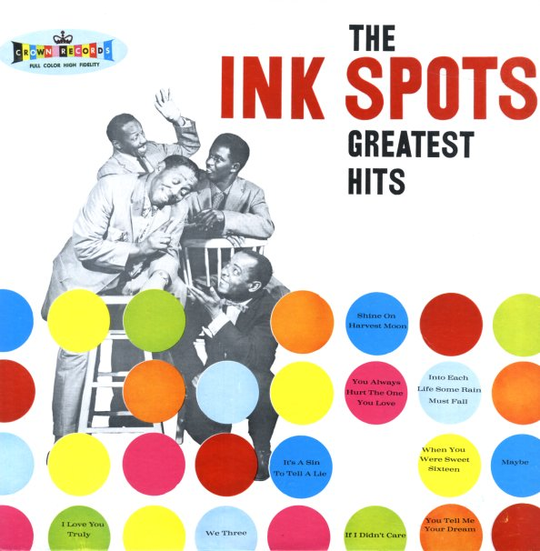 Ink -- All Categories (LPs, CDs, Vinyl Record Albums) -- Dusty