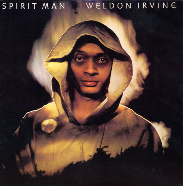 Weldon Irvine Spirit Man Lp Vinyl Record Album
