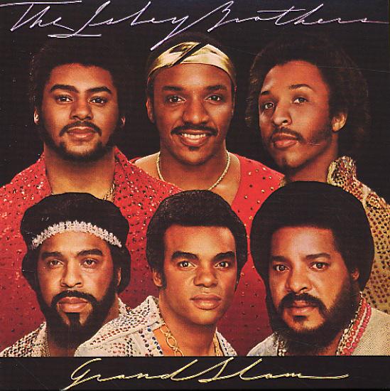 Isley Brothers Grand Slam Lp Vinyl Record Album