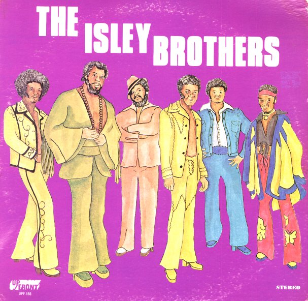 Isley Brothers (aka Twist & Shout)