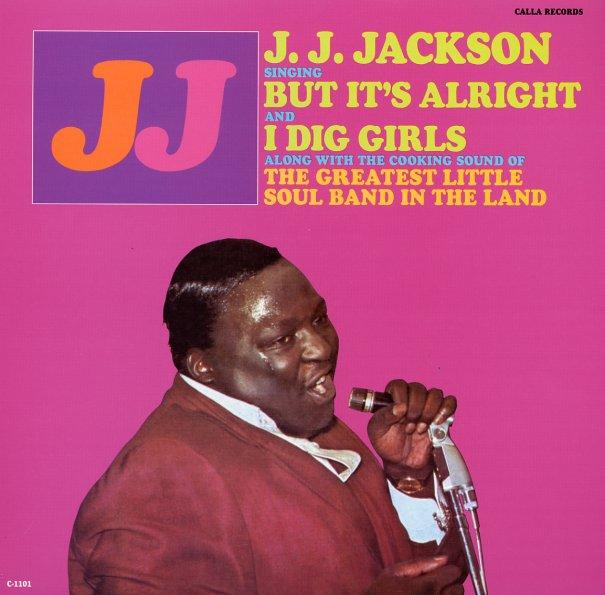 Jj Jackson Jj Jackson Aka But It S Alright Cd