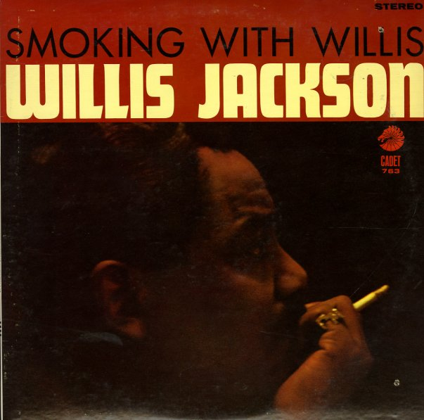 Willis Jackson Smoking With Willis Lp Vinyl Record