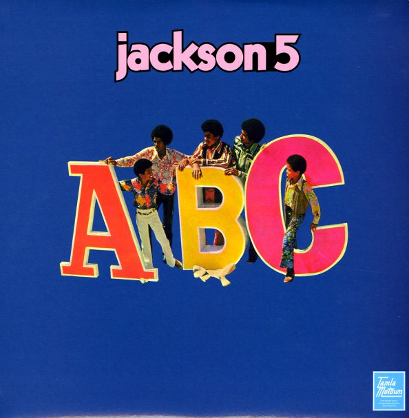 Jackson 5 Abc Lp Vinyl Record Album Dusty Groove