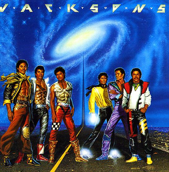 Jacksons Victory Lp Vinyl Record Album Dusty