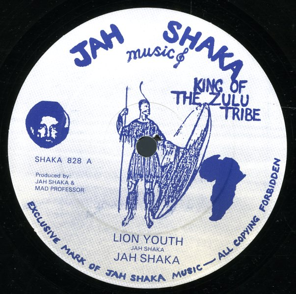 Jah Shaka - Lion Youth