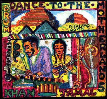 Khan Jamal Drum Dance To The Motherland