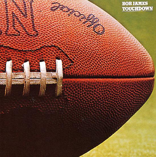 Bob James Touchdown Lp Vinyl Record Album Dusty