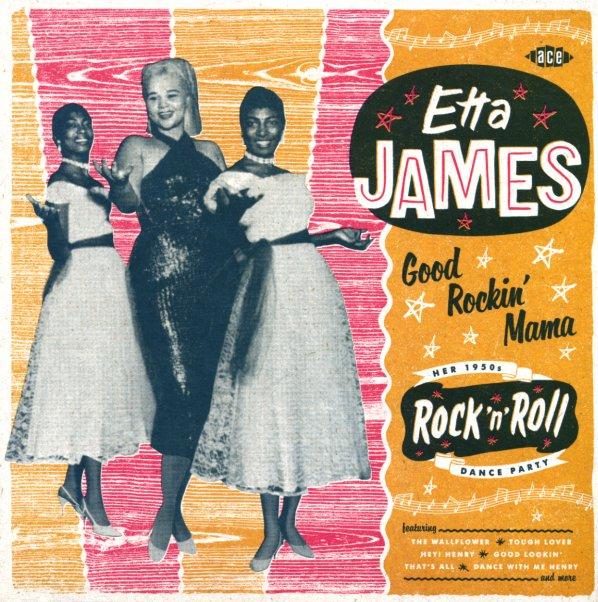 Etta James Good Rockin Mama Her 1950s Rock Amp Roll