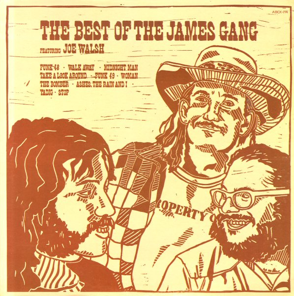 James Gang : Best Of James Gang Featuring Joe Walsh (LP, Vinyl