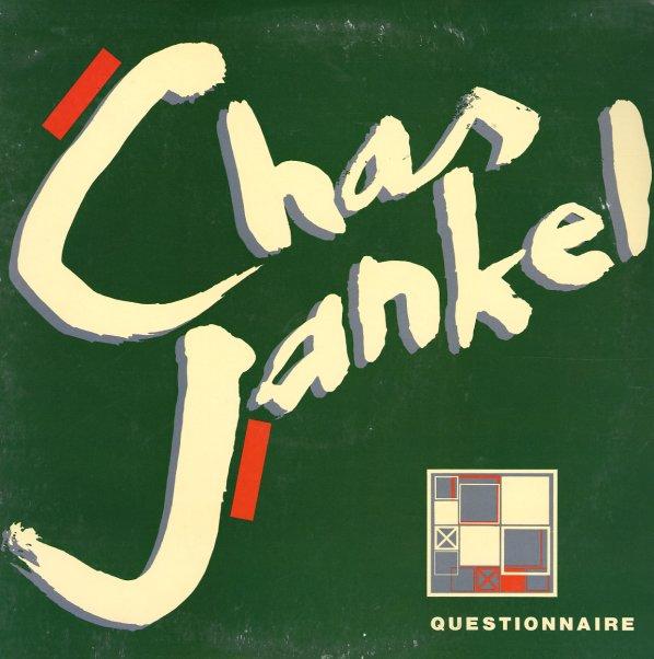 Chas Jankel Questionnaire