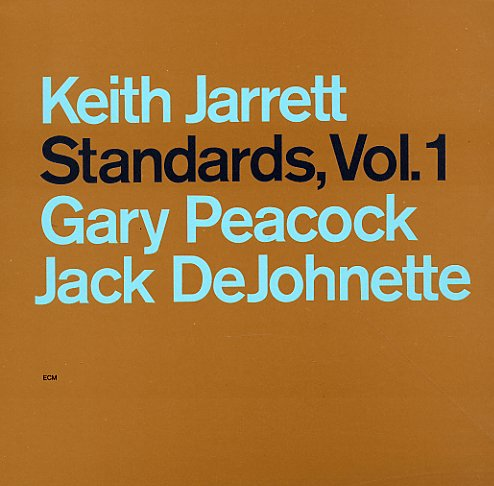 Keith Jarrett Standards Vol 1 Lp Vinyl Record Album