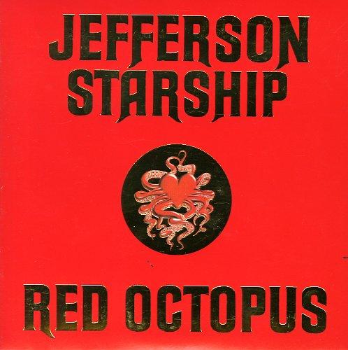 Jefferson Starship Red Octopus Lp Vinyl Record Album