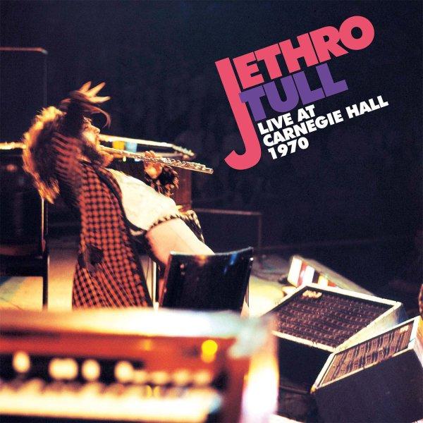 Jethro Tull Live At Carnegie Hall 1970 2lp 180 Gram