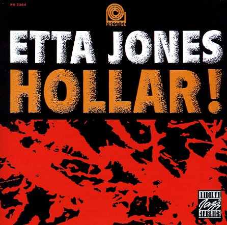 Etta Jones - Hollar!