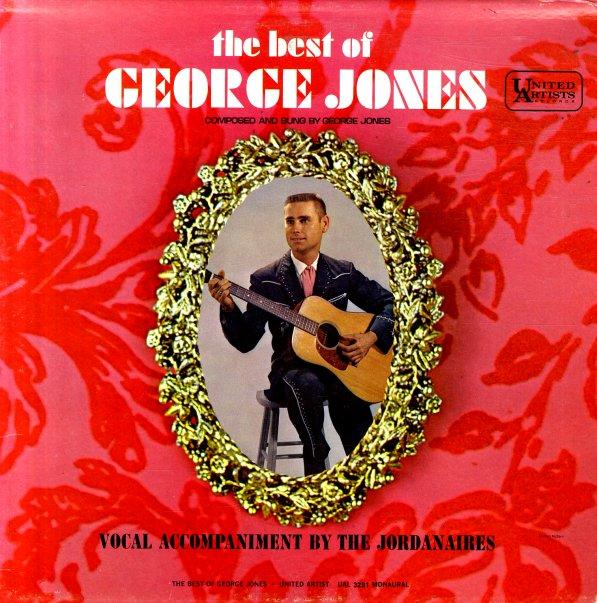 George Jones Best Of George Jones United Artists Lp