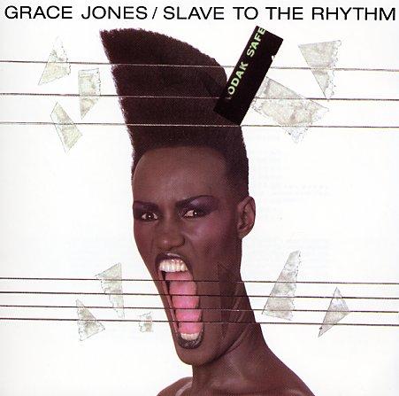 Grace Jones Slave To The Rhythm Lp Vinyl Record Album