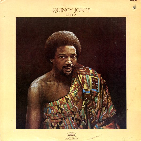Quincy Jones Ndeda Lp Vinyl Record Album Dusty