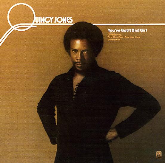 Quincy Jones You Ve Got It Bad Girl Lp Vinyl Record