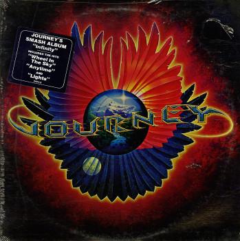 Journey : Infinity (LP, Vinyl record album) -- Dusty ...