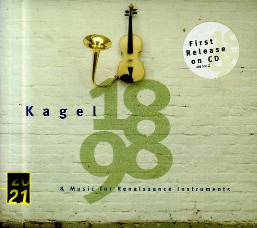 Mauricio Kagel - 1898