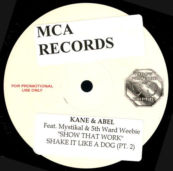 Kane & Abel : Show Dat Work (Shake It Like A Dog Pt 2