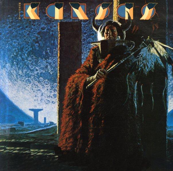 Kansas Monolith Lp Vinyl Record Album Dusty Groove