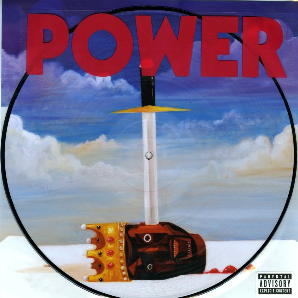 Power (edited, explicit) (picture disc)