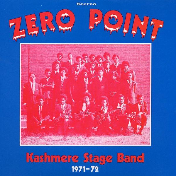 KASHMERE STAGE BAND - ZERO POINT - LP