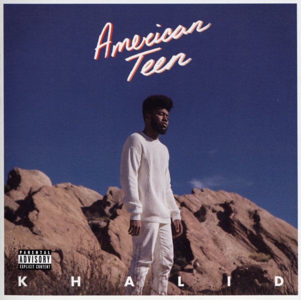 Khalid American Teen With Download Lp Vinyl Record