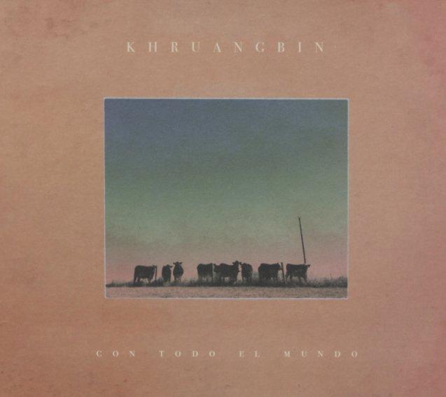 Khruangbin Con Todo El Mundo Lp Vinyl Record Album