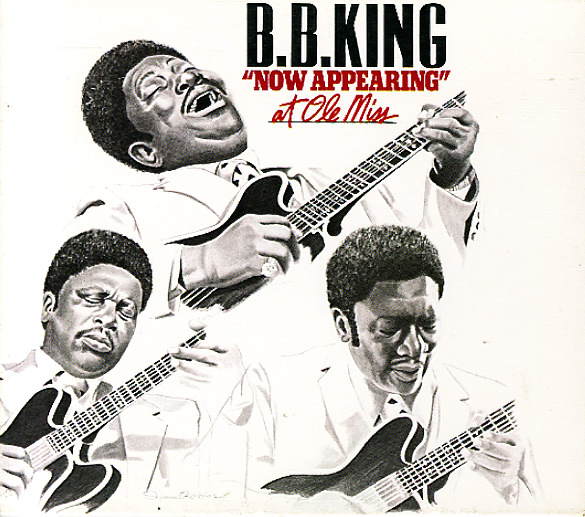 Bb King Bb King Now Appearing At Ole Miss Lp Vinyl