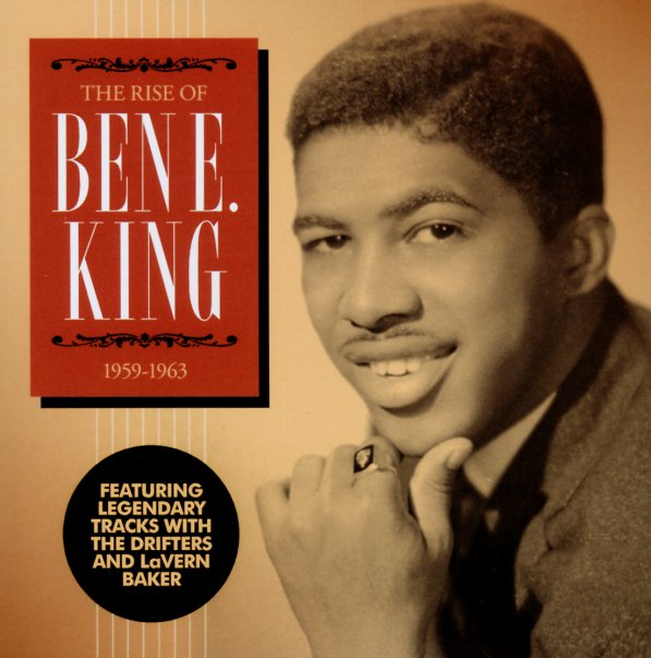 Ben E King Rise Of Ben E King 1959 To 1963 Cd