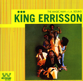 King Errisson LA Bound