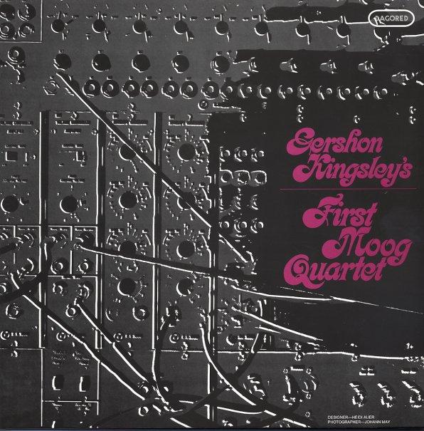 Gershon Kingsley Sound Music Album 33