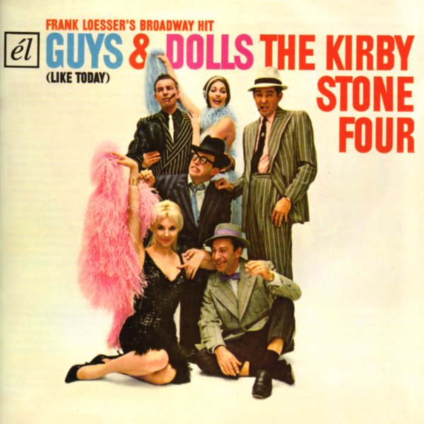 The Kirby Stone Four Laugh Along With The Kirby Stone Four At The Playboy Club