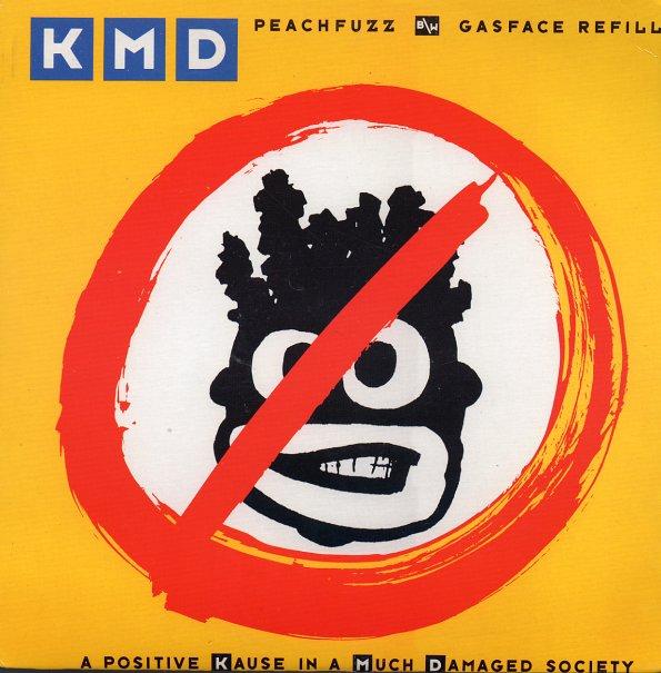 KMD - Peachfuzz [EP] (1990)
