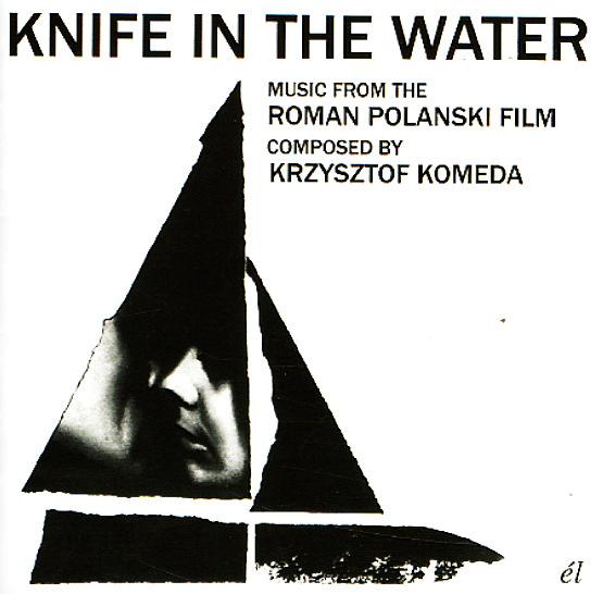 Krzysztof Komeda Knife In Water Innocent Sorcerers Cd