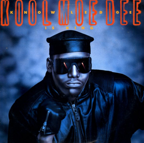 d9331ce2e69 Kool Moe Dee   Knowledge Is King (LP