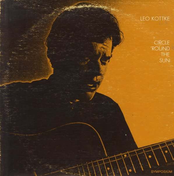 Leo Kottke Circle Round The Sun Lp Vinyl Record Album