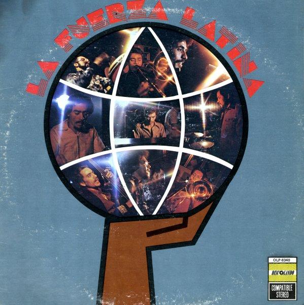 la fuerza latina la fuerza latina lp vinyl record