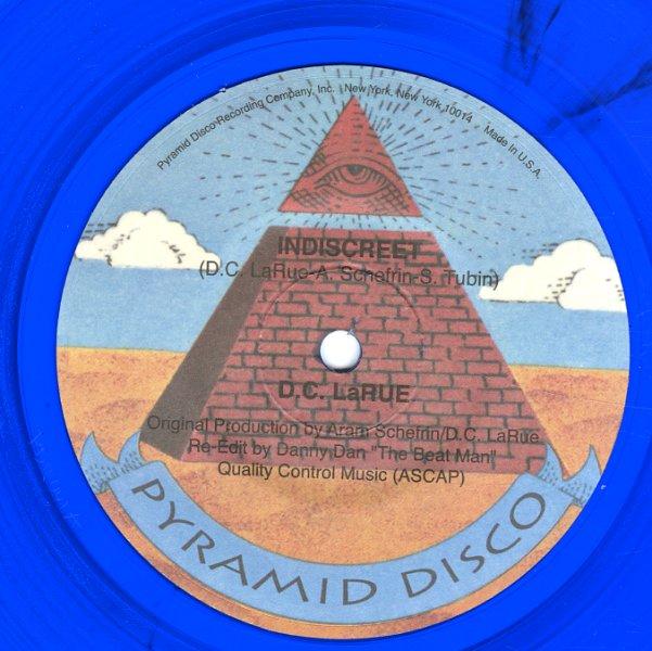 Dc Larue Indiscreet Danny Dan Edit Face Of Love Blue