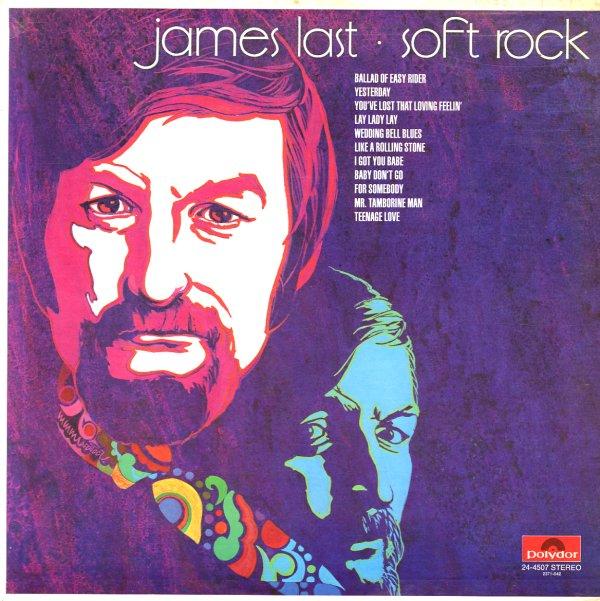 James Last Soft Rock Lp Vinyl Record Album Dusty