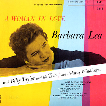 barbara lea a woman in love