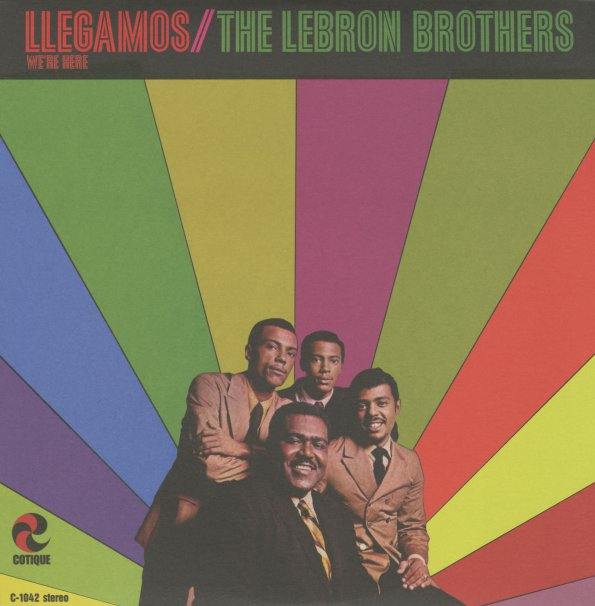 5c4b3f21a7a Lebron Brothers -- All Categories (LPs