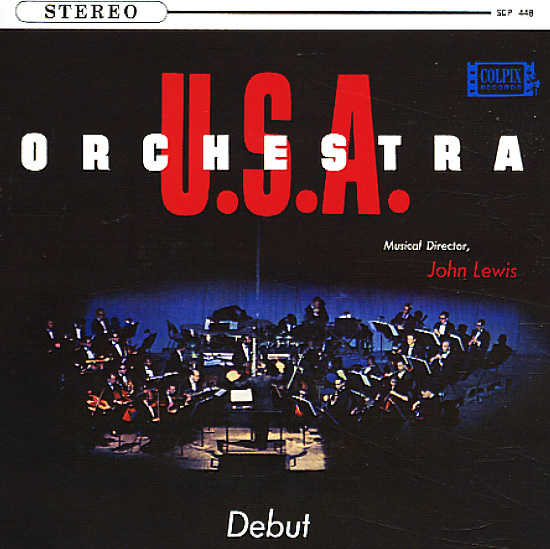 orchestra usa john lewis debut cd dusty groove is chicago 39 s online record store. Black Bedroom Furniture Sets. Home Design Ideas