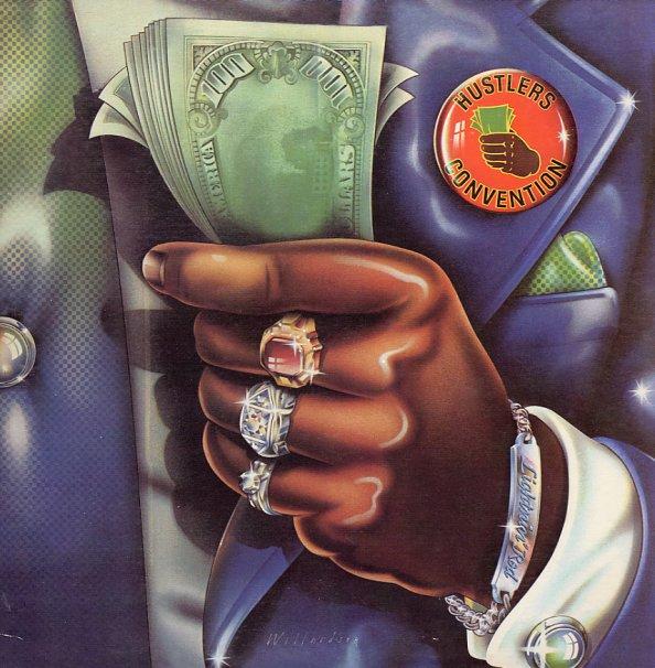 Lightnin Rod Hustlers Convention Lp Vinyl Record