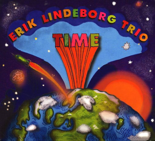 Album Time by Erik Lindeborg