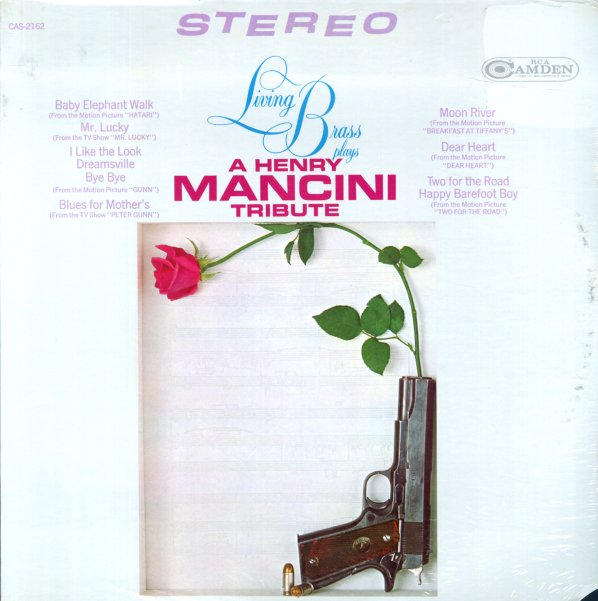Henry Mancini -- All Categories (LPs, CDs, Vinyl Record Albums